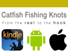 Catfish fishing knots : Berkley braid knot