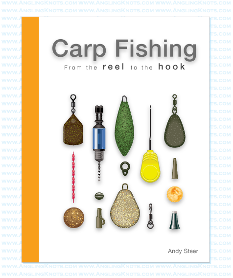 figure of eight knot carp fishing france